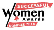 Successful Women in Business Awards Nominee 2018