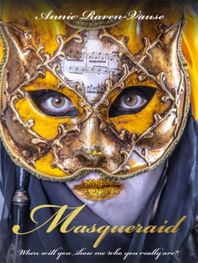 Book jacket of Masqueraid, A developmental workbook